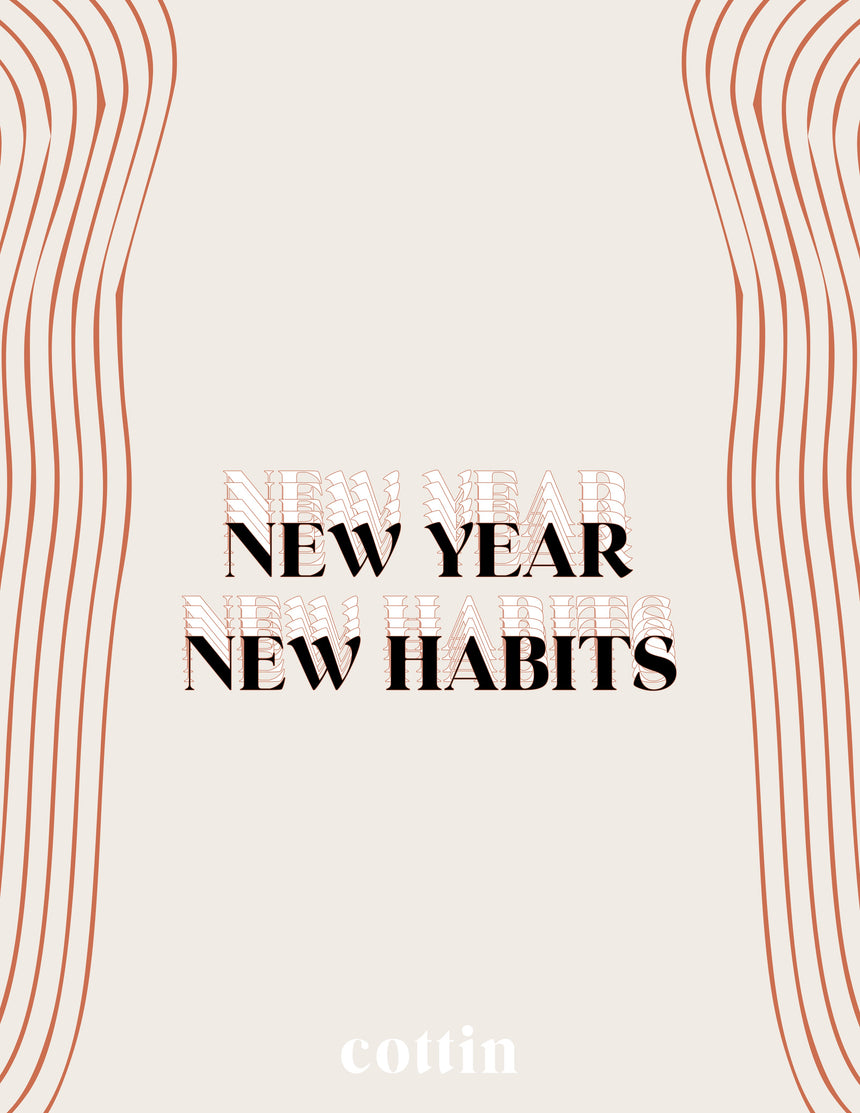 NEW YEAR, NEW HABIT