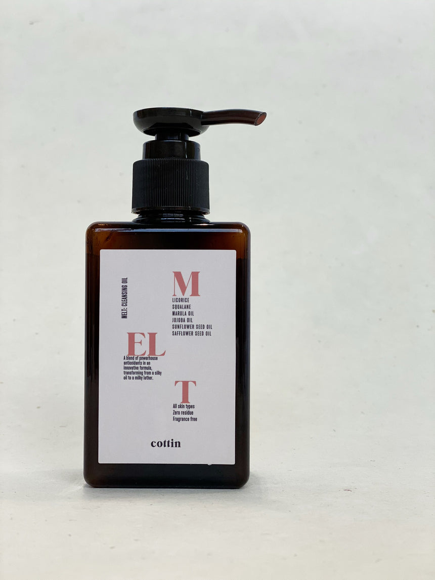 MELT: Cloudy Cleansing Oil