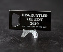 Load image into Gallery viewer, Disgruntled Vet Fest Coin 2020