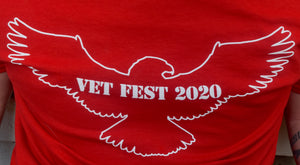 Disgruntled Vet Fest 2020 T-Shirt
