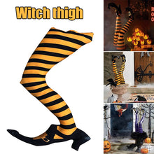 Load image into Gallery viewer, 2PCS Halloween Witch Legs