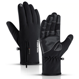 Men Women Windproof Anti-slip Gloves