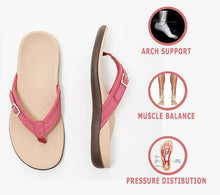 Load image into Gallery viewer, Escomart Women's Posture Sandals