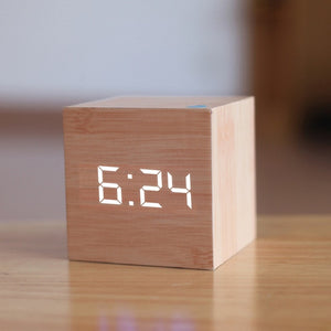 LED Alarm Clock Desk Tools