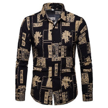 Load image into Gallery viewer, Floral Men's Shirt