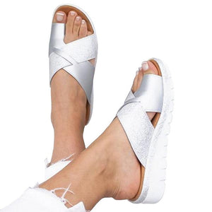 Ladies Casual Big Toe Correction Sandal