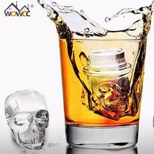 Load image into Gallery viewer, SKULL ICE CUBE MAKER