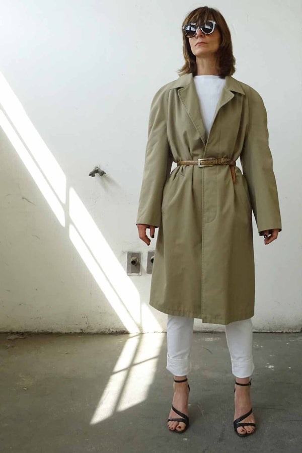 REVIVAL trench [designed by Cristiano Castelli]
