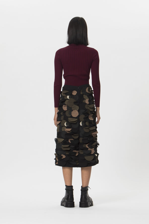 MIX MATCH Skirt army