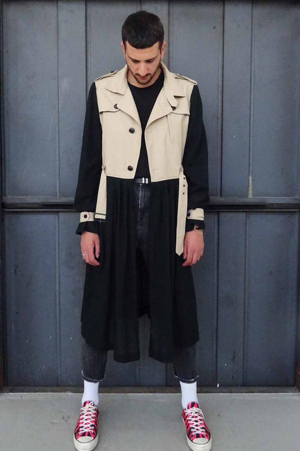 REVOLUTION trench [designed by Cristiano Castelli]