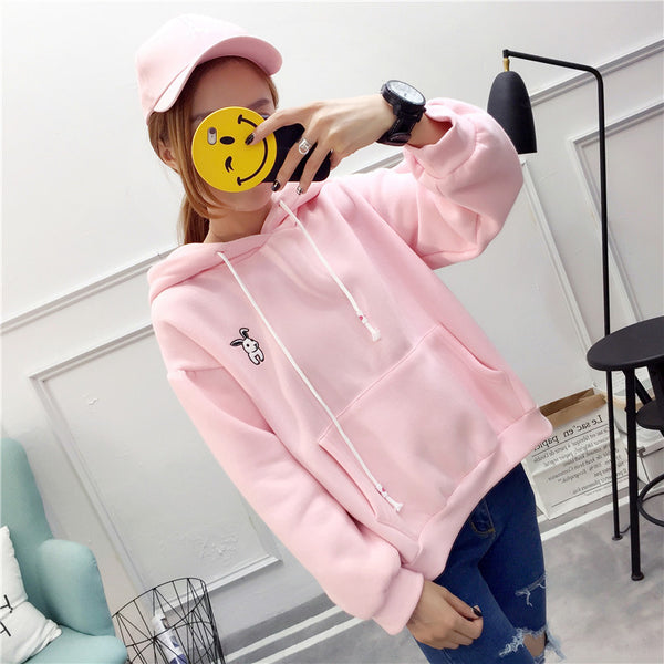 Cute Bunny Ears Hoodies