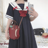 Cute Navy Kawaii Dresses
