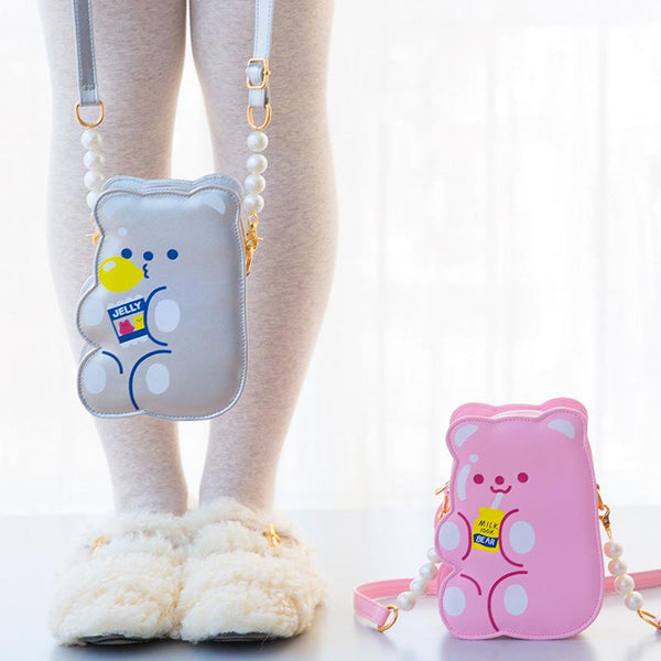 Milkjoy Bear Shoulder Bag