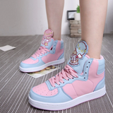 Elf Wish High Top Shoes