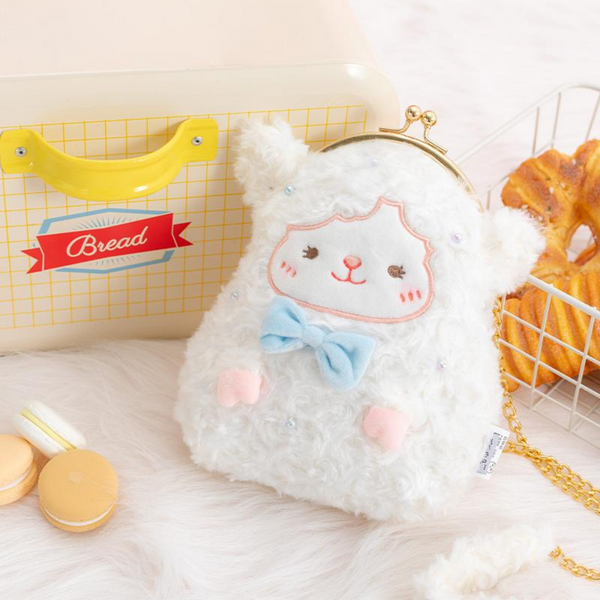 Jelly Bean Lamb Chain Bag