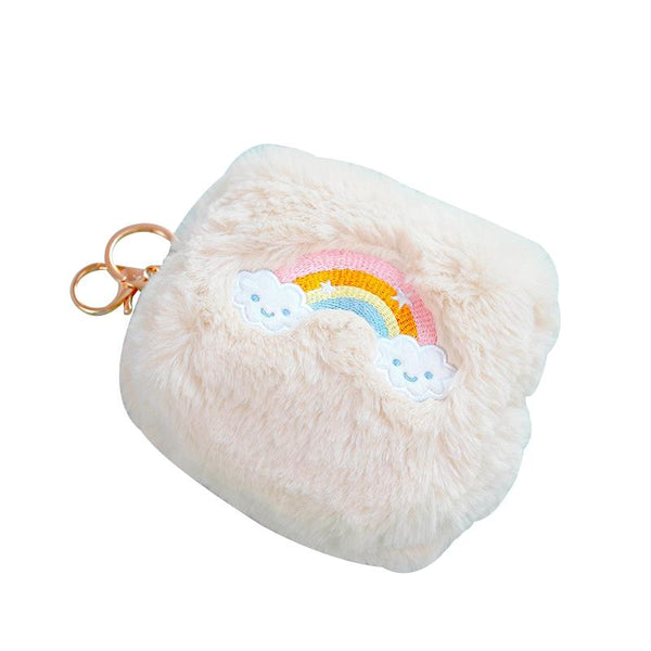 Rainbow Cloud Coin Purse