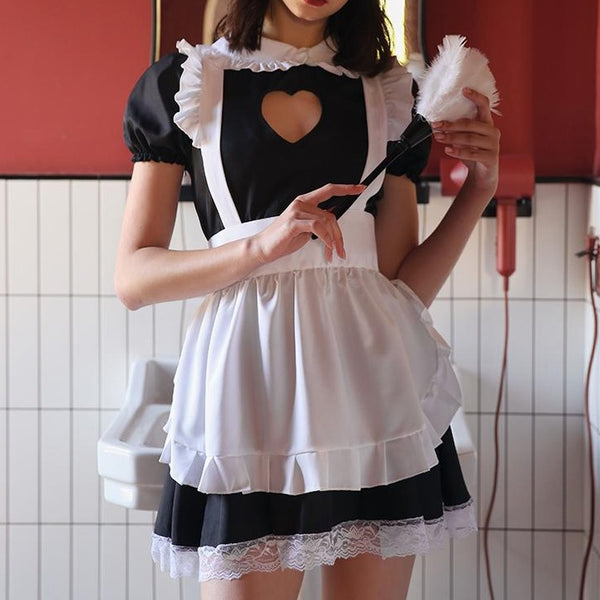 Sexy Loving Maid Suit