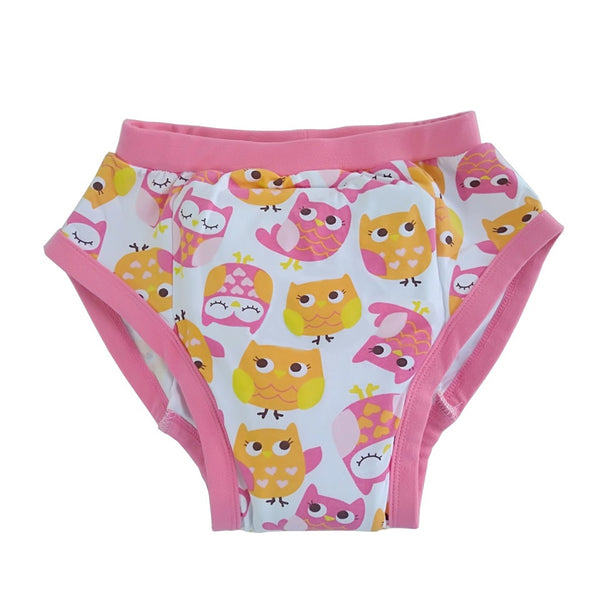 Owl Training Pant Diapers