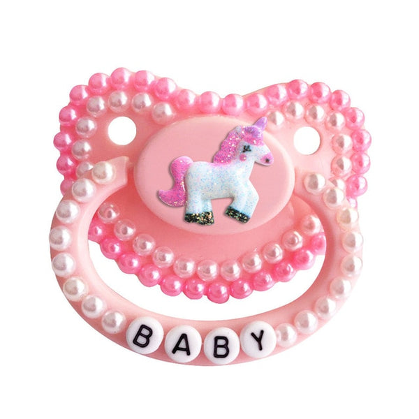 Daddys Girl Dummy Dom Pacifier