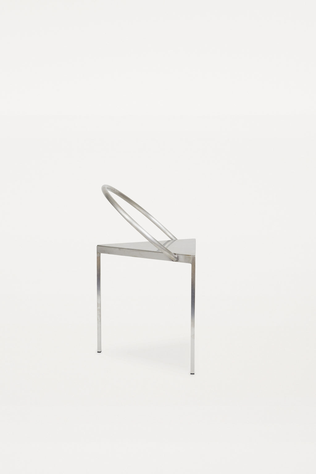 FRAMA Triangolo Chair Steel