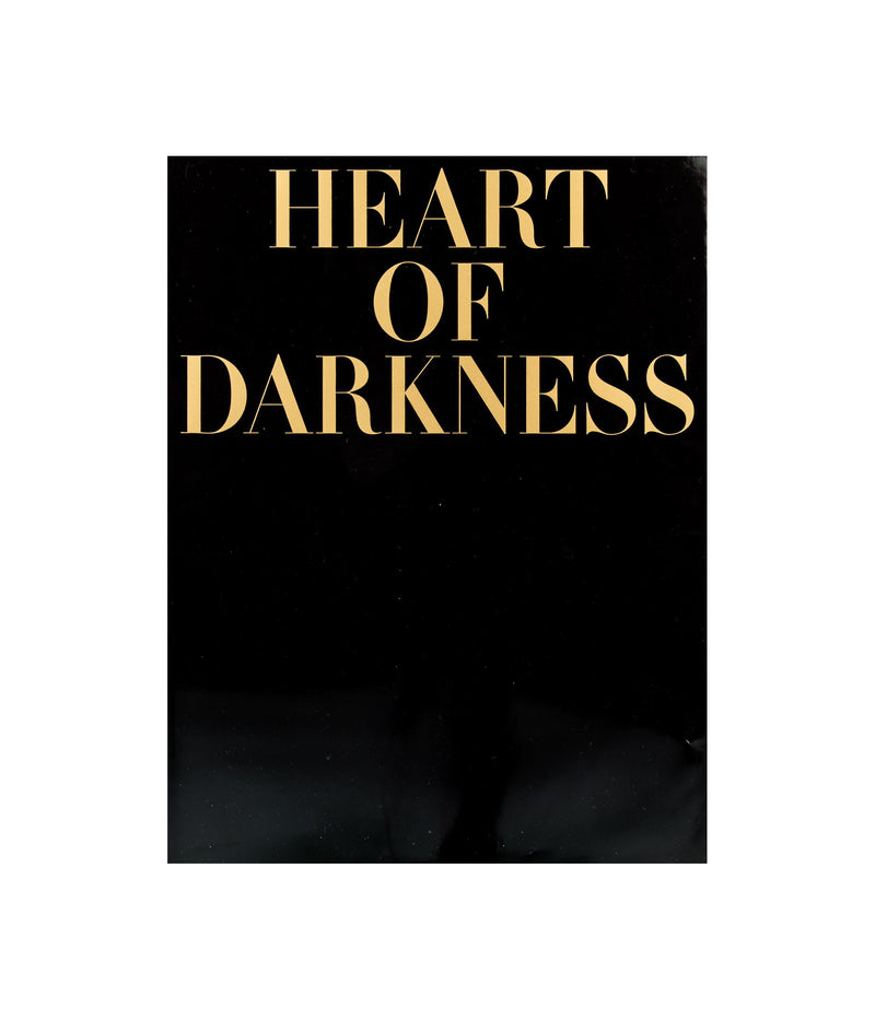 Heart Of Darkness By Fiona Banner