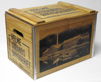 Sigma ITM Norway Hand Crafted Beer Crate