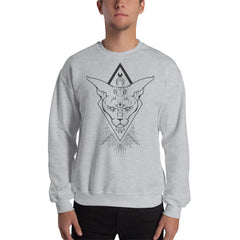 Sphynx Cat Sweatshirt