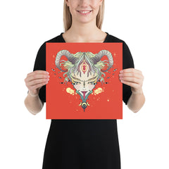 Third Eye Witch, Matte Art Print Poster