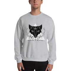 mens fox sweatshirt