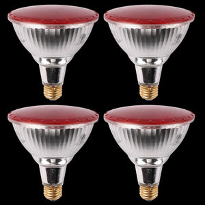 LED Par38 Bulb Flood Light Waterproof 15W E27 Red - 7Pandas Lighting Store