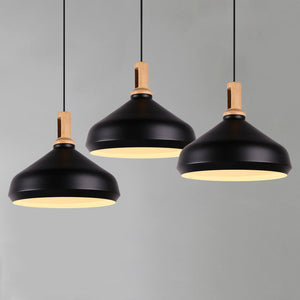 FELIX 1-Light Modern Pendant Light Black E27 - 7Pandas Lighting Store Australia