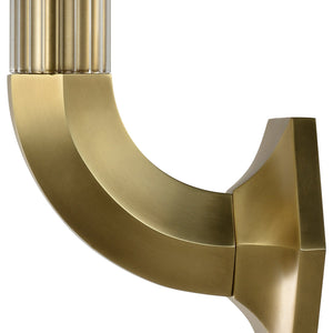 MONTE 1-Light Wall Light Aged Brass E27 - 7Pandas Lighting Store Australia