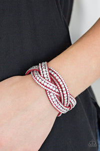 Bring On The Bling - bracelet(variety colors)