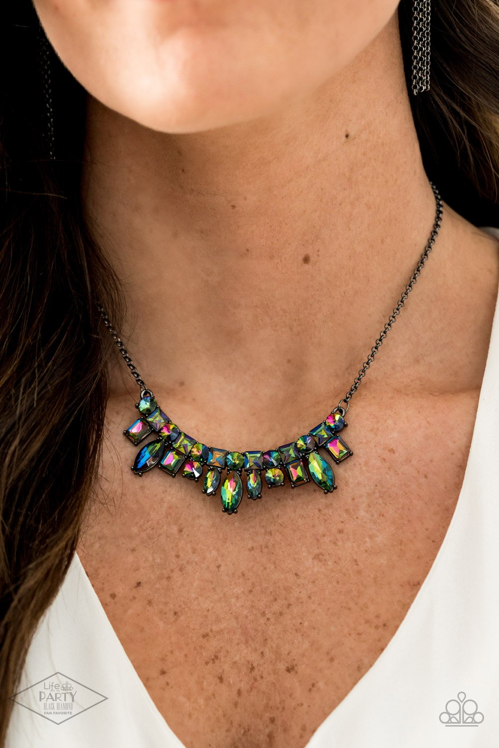 Wish Upon a ROCK STAR - Multi Necklace