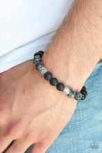 Load image into Gallery viewer, Mantra Black Urban Bracelet