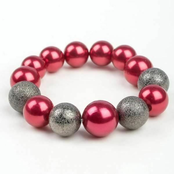 Humble Hustle - Red paparazzi bracelet