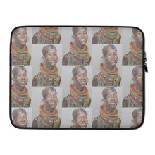 Load image into Gallery viewer, Maasai Divine Queen Laptop Sleeve