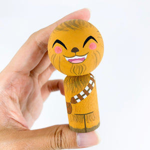 Custom Kokeshi Art Toy Doll