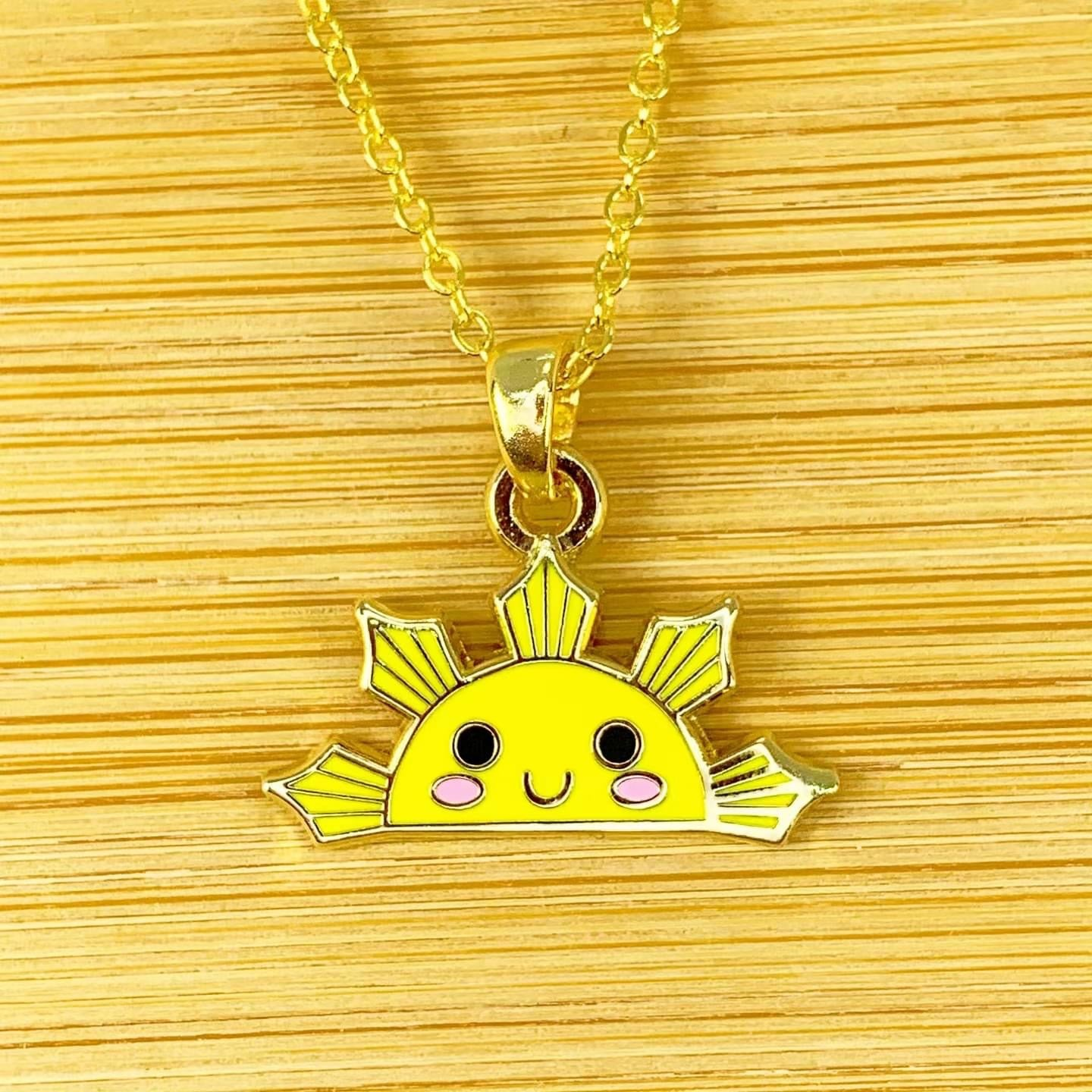 Pinoy Sun - Necklace
