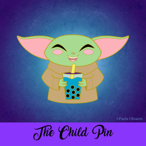 PREORDER: The Child - Pin