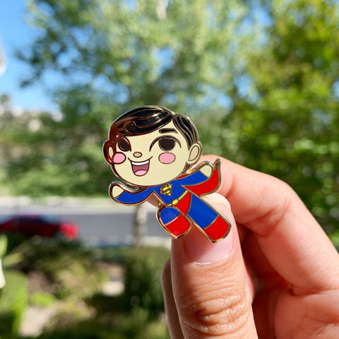 Super Boy - Pin