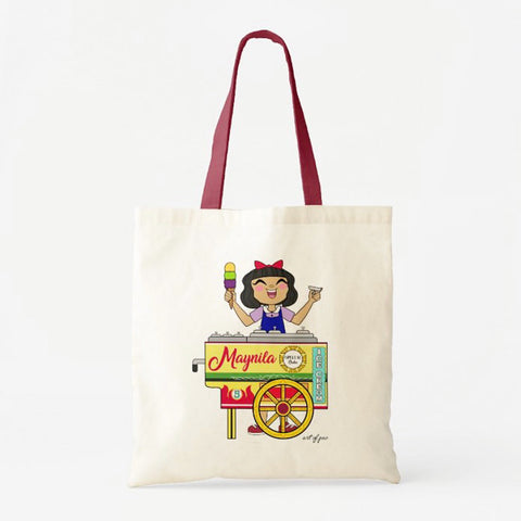 Pinoy Sorbetes - Tote Bag