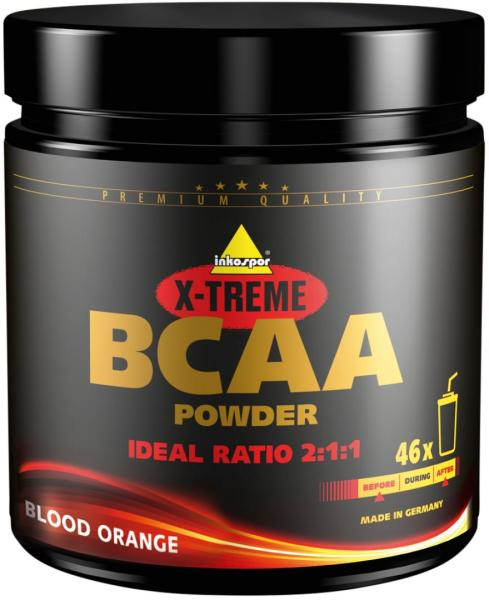 inkospor X-Treme BCAA powder, 300 g can