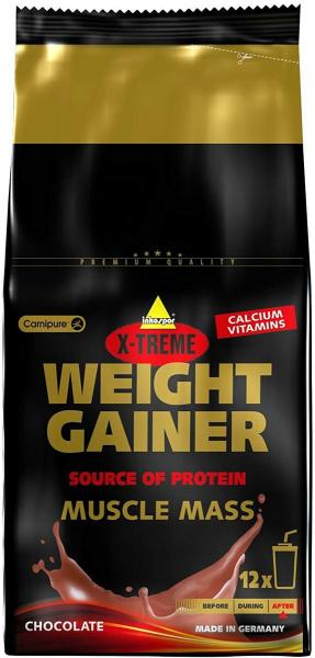 inkospor X-Treme Weight Gainer, 1200 g bag