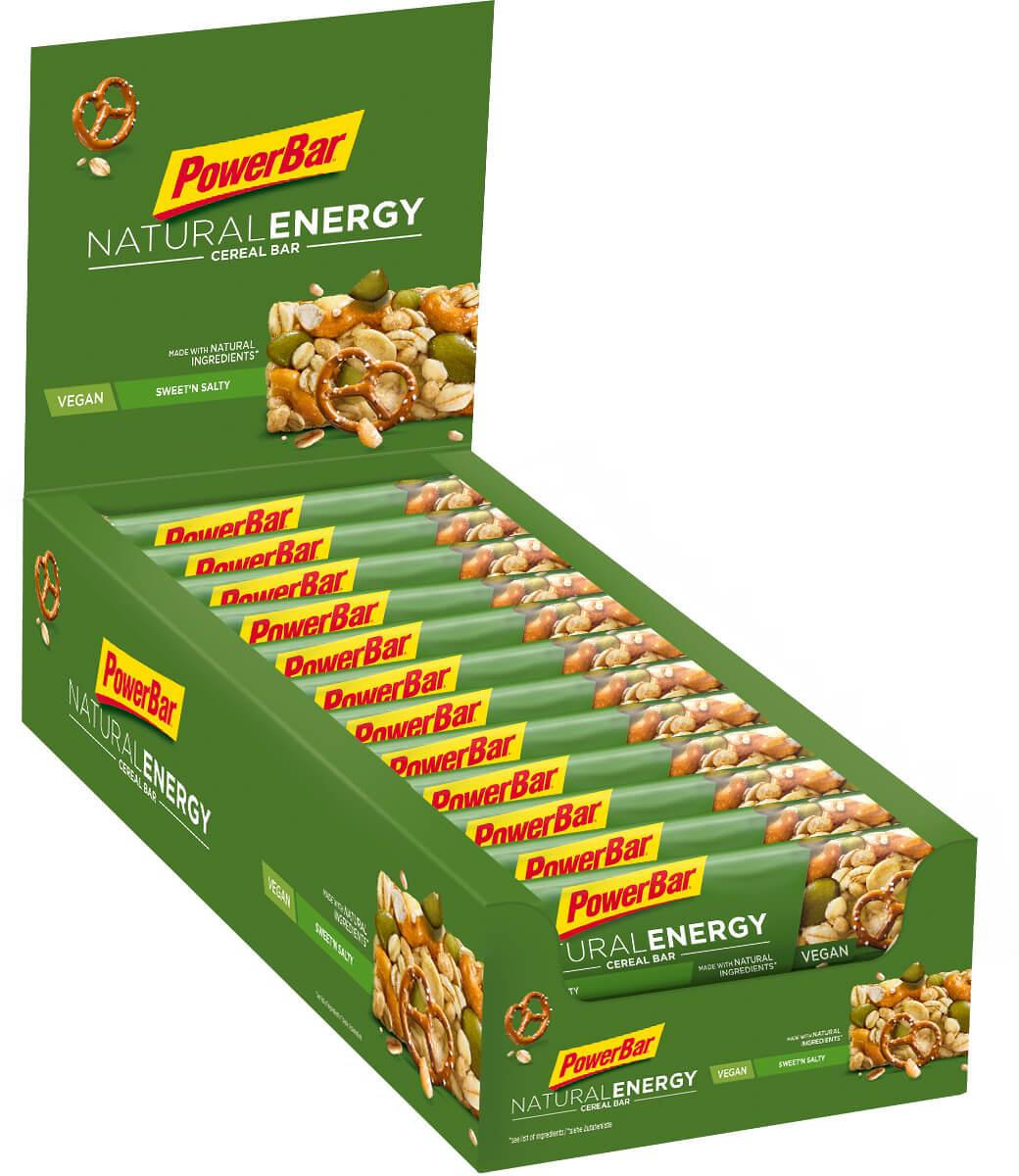 PowerBar Natural Energy Cereal, 24 x 40 g bars