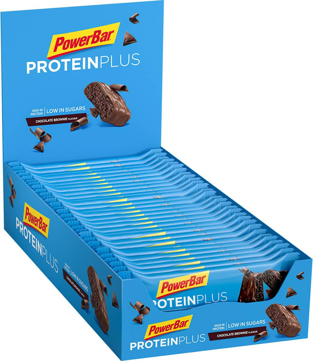 PowerBar Protein Plus Low Sugar, 30 x 35 g bars