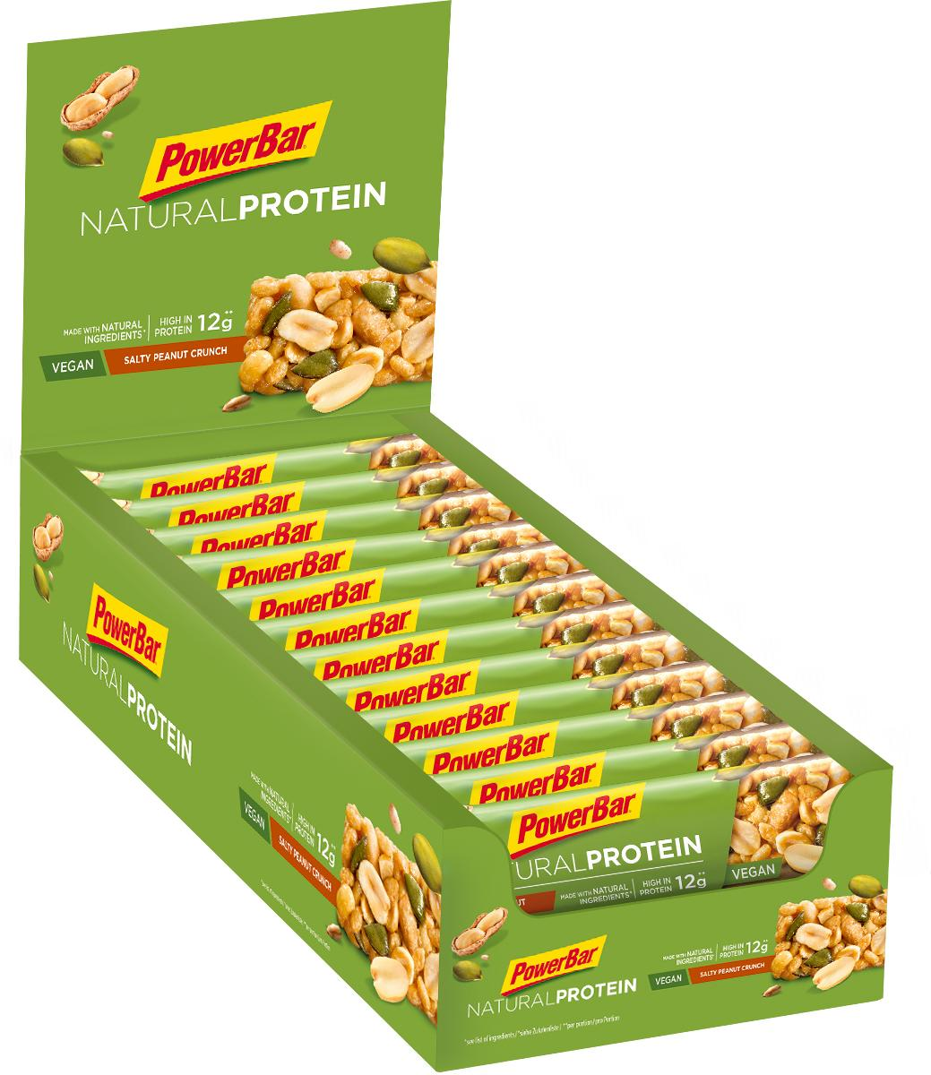 PowerBar Natural Protein, 24 x 40 g bars