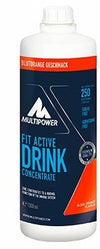 Multipower Fit Active concentrate, 1000 ml bottle