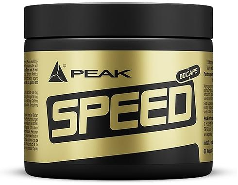 Peak Speed, 60 capsules