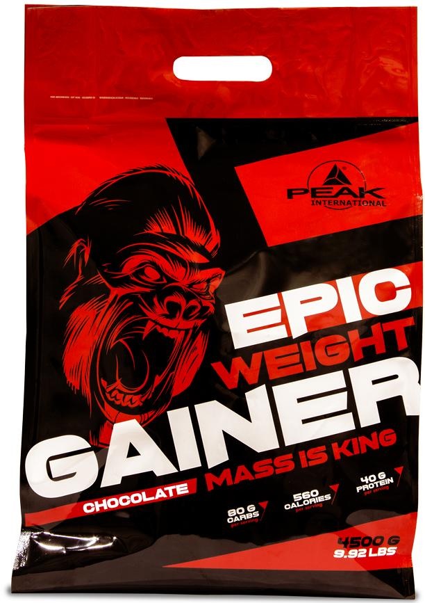Peak Performance Epic Weight Gainer, 4500 g bag